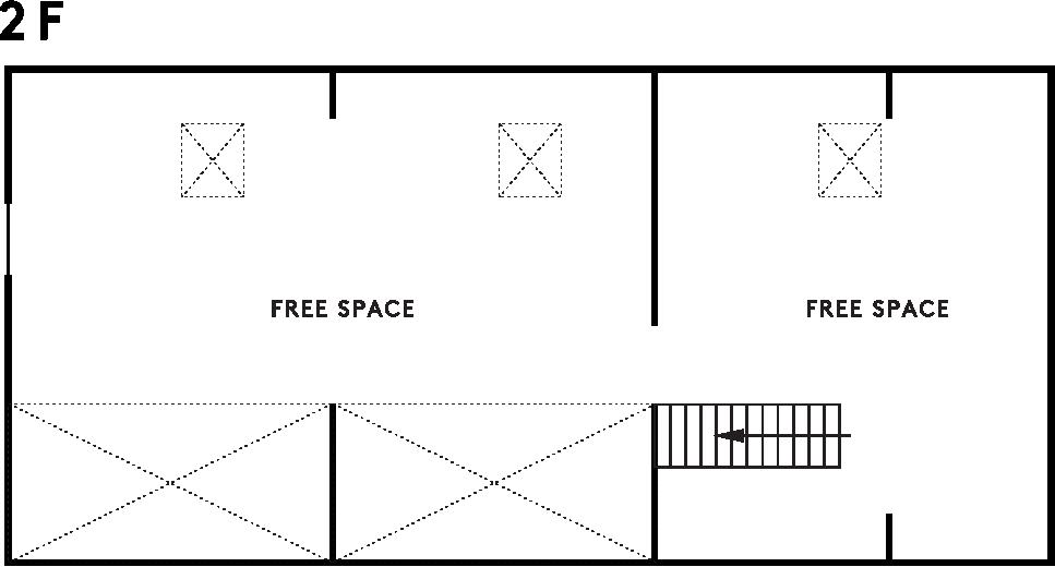 casa amare 2階設計図